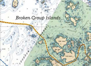Broken Group Islands Tour