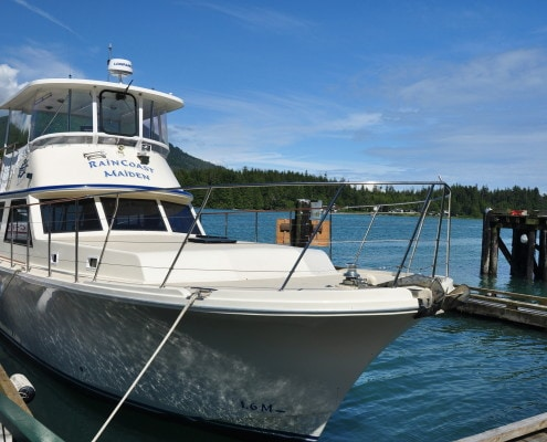 Boat Charters Ucluelet