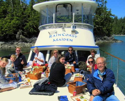Wildlife Cruises Ulcluelet