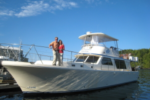 Private boat charters Tofino