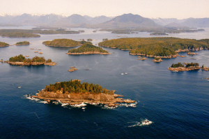 Broken Group Islands Tour