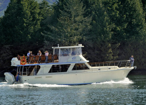 Wildlife Cruises Ucluelet