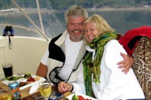 Private boat cruises Vancouver Island
