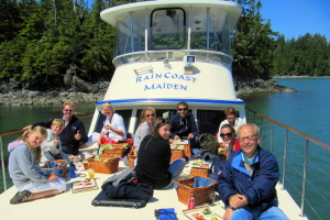 Boat Charters Vancouver Island